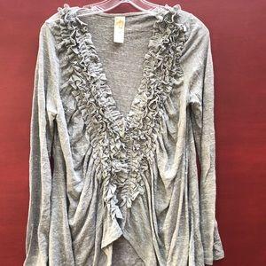 Anthropologie Sunrise + Sunset Cardigan Sweater